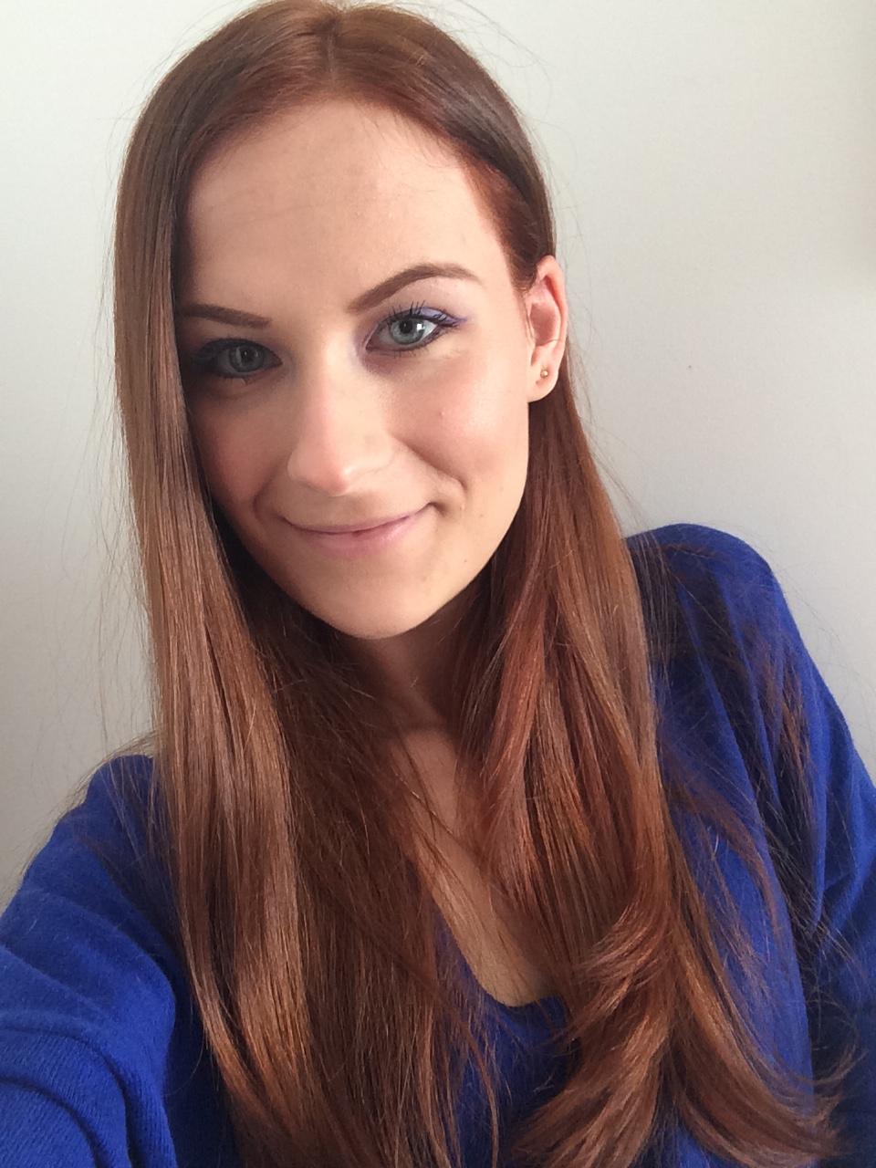Red Hair Victoria Fedorova